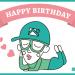 マッコリマンお誕生日おめでとう